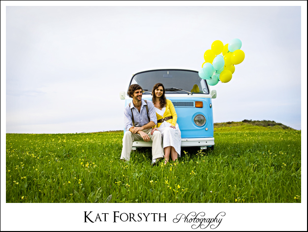Johannesburg Wedding Photographer | Country chic engagement balloons