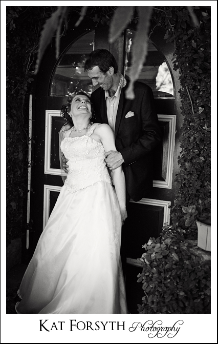 Shepstone Gardens secret garden wedding