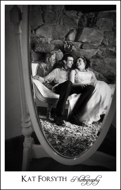 Riette Wouter wedding Mirror Shepstone Gardens