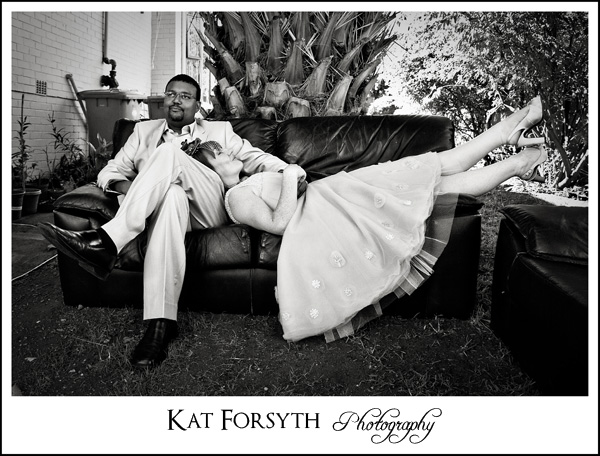 Creative, moody, natural wedding photography Johannesburg