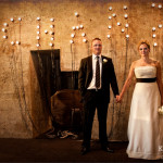 Wedding at Turbine Hall, Newtown {Kate & Rupert}