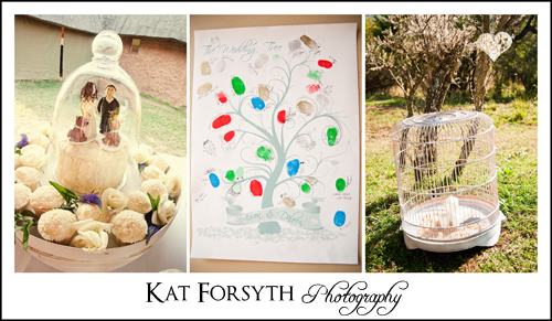 Thumbprint Tree wedding guestbook