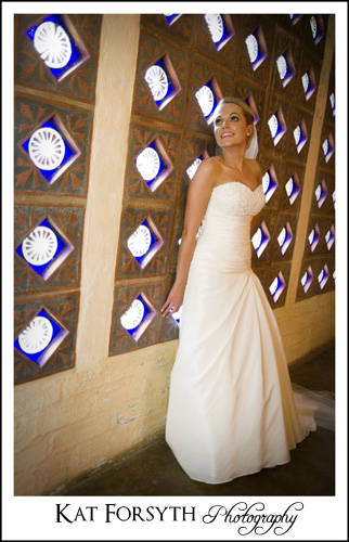 Mongena Lodge wedding