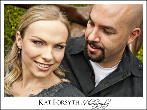 Kat Forsyth engagement photographer