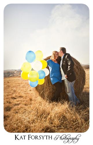 balloons engagement JHB
