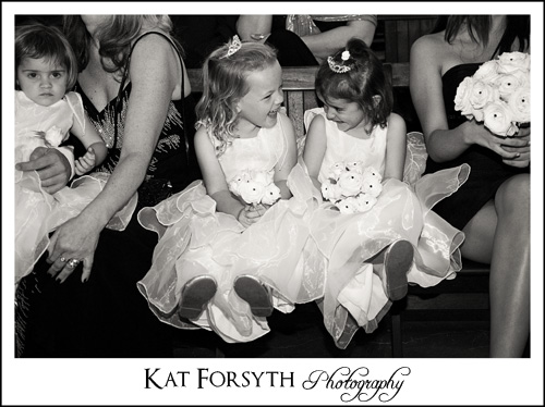 Flowergirls Johannesburg Wedding Photographer