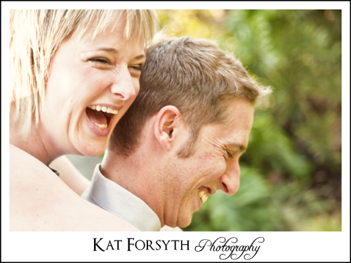 Wedding Photographer Kat Forsyth creative fun
