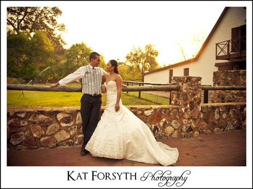 Kat Forsyth Gauteng wedding photographer