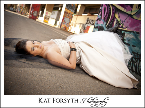 Trash the Dress photography Johannesburg