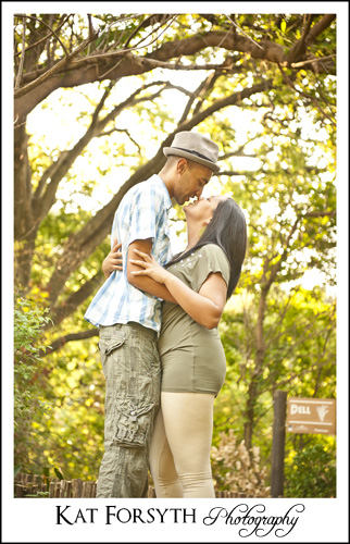Gauteng Johannesburg couple engagement photographer