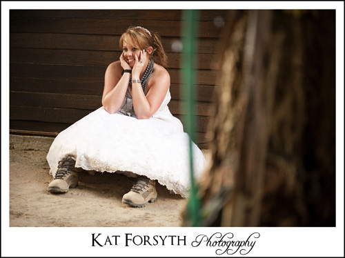 Kat Forsyth wedding TTD Photographers