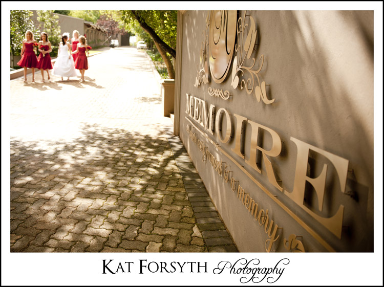 wedding photography western Cape