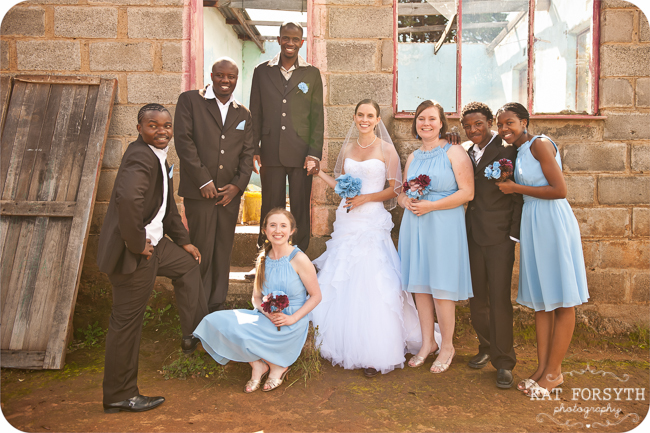 Destination Africa Lesotho Wedding-33
