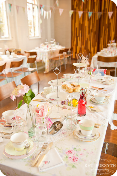 tea party wedding Orleans house London (19)