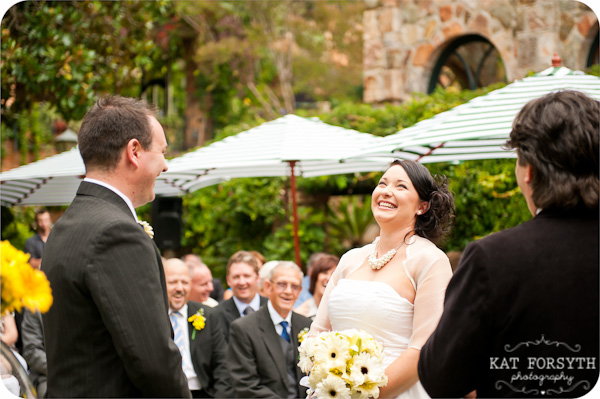 Shepstone outdoor ceremony