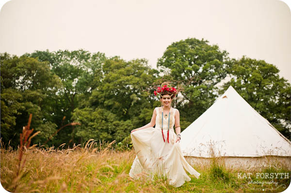 Alternative Offbeat quirky London wedding photographer (1)