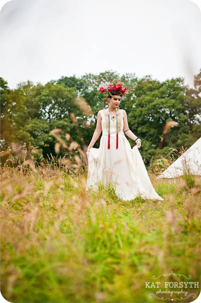 Alternative Offbeat quirky London wedding photographer (3)