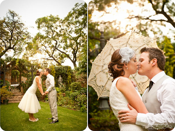 Secret garden magical sweet wedding