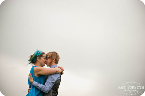 Alternative Offbeat quirky London wedding photographer (44)