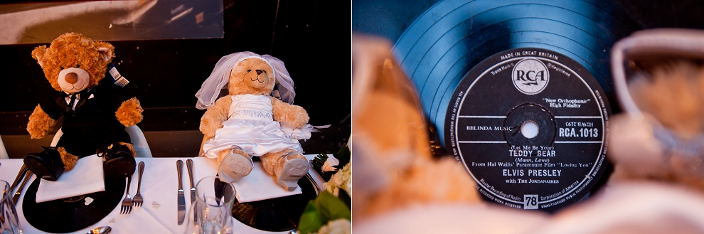 bride groom teddy bears