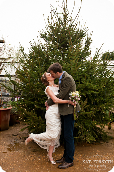 Creative Christmas Wedding (33)
