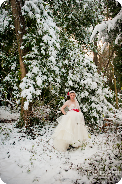 Wedding snow London UK (24)