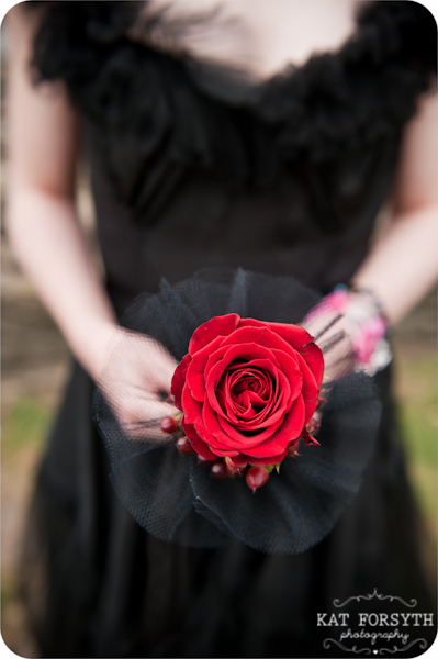 Alternative wedding gothic victorian vintage wedding (16)