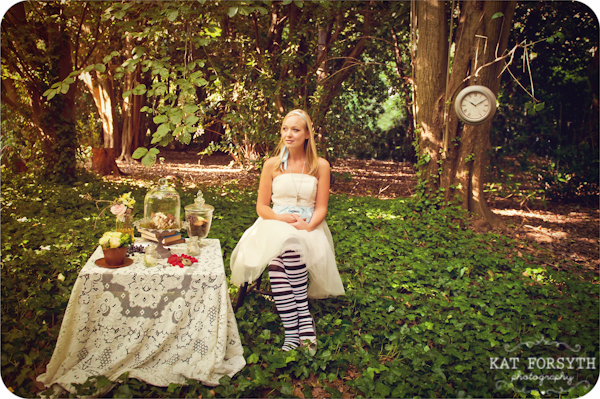 Alice in Wonderland wedding inspiration (16)