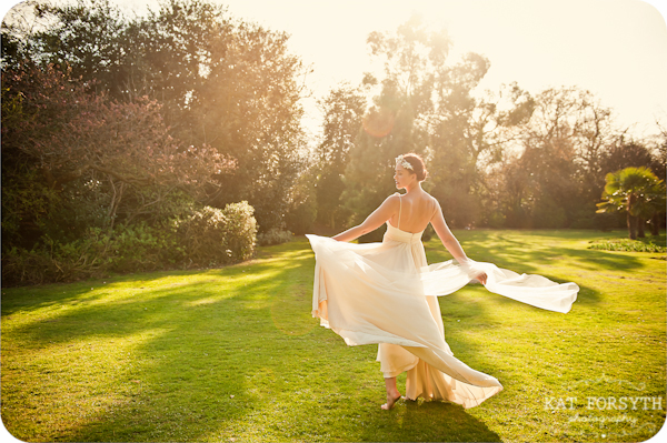 Ellsewhere Dancing bride