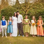 A May Day Rainbow Wedding