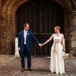 St Etheldreda Wedding & The Fence in Farringdon {Kate & Rich}