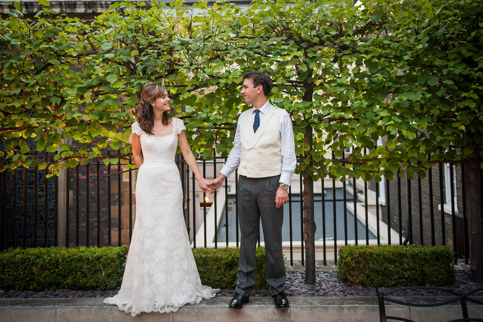 Skinners Hall Wedding Photographer