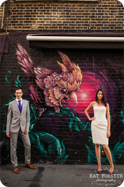 London Shoreditch trash the dress wedding photography (5)