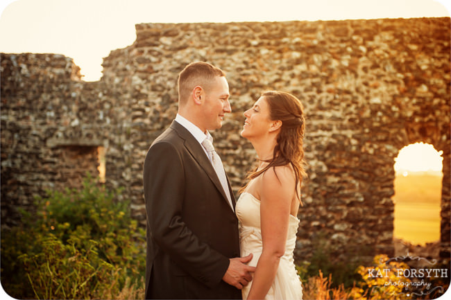 Kent castle Botany bay wedding