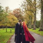 A Victorian Engagement in Highgate {Madeleine & Edward}