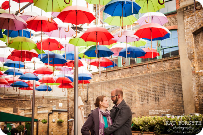 London couple photographs
