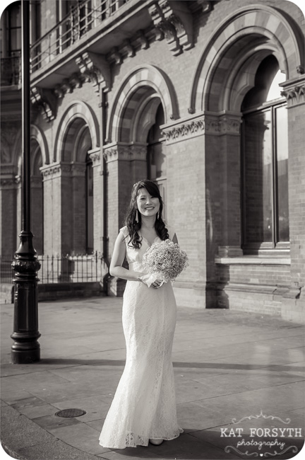London St Pancras Wedding photo