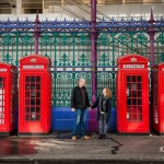 Urban Engagement Photo Session in London {Mandy & James}