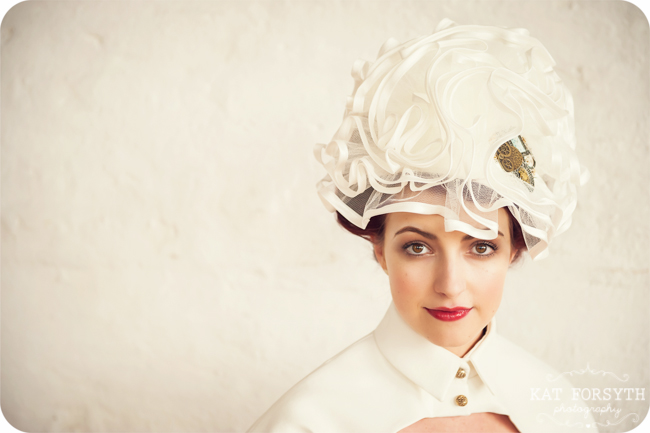 Edwardian Bride Steampunk