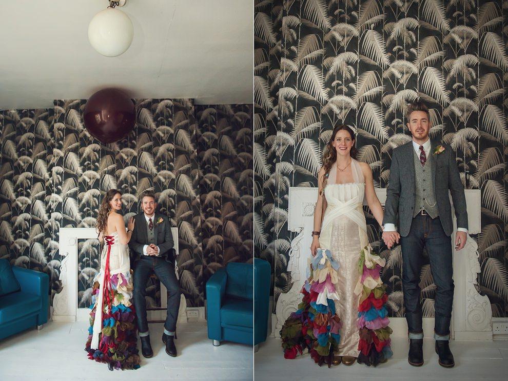 Emily Oli Stoke Newington wedding photographer (19)