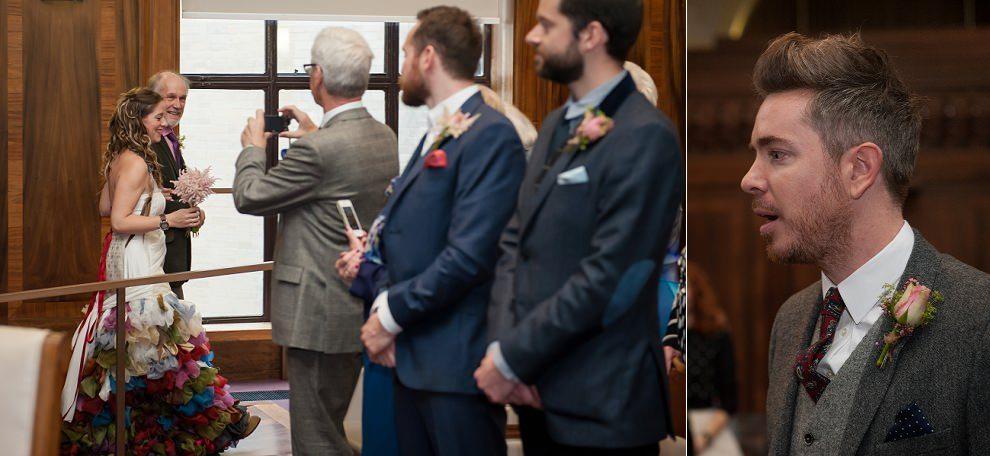 Emily Oli Stoke Newington Town Hall wedding (2)