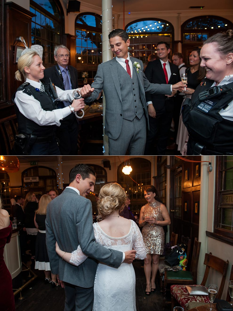 Prince Albert Camden Wedding