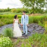 London Wedding Photography – Wedding at Barnes Wetland Centre & London Museum of Water & Steam {Deepa & Josh}