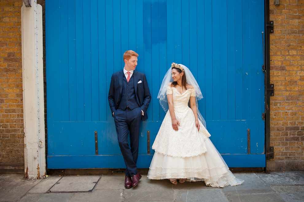 Islington Wedding Photos