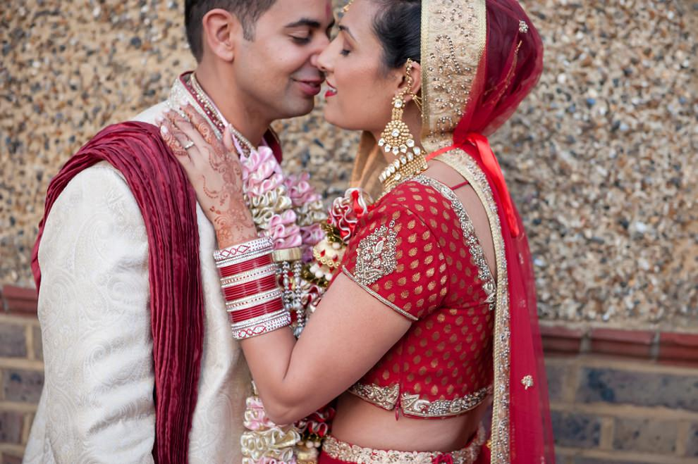 Hindu wedding London