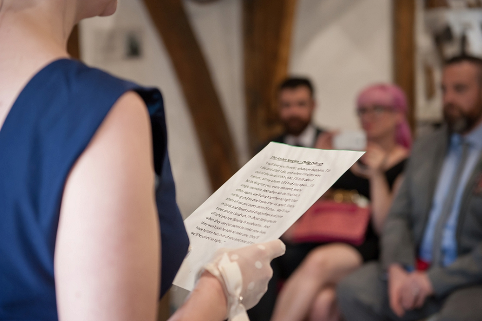 Alternative Wedding Readings | Fun wedding readings