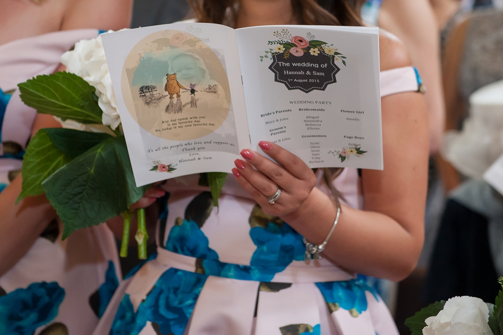 Beautiful wedding ceremony readings