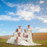 Isle of Wight Wedding Photographer {Karen Dornellie Bridal}