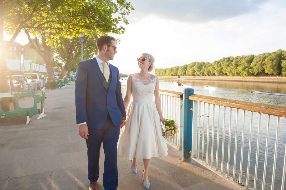 Old Royal Naval College Wedding {Stephanie & Fuchsia}