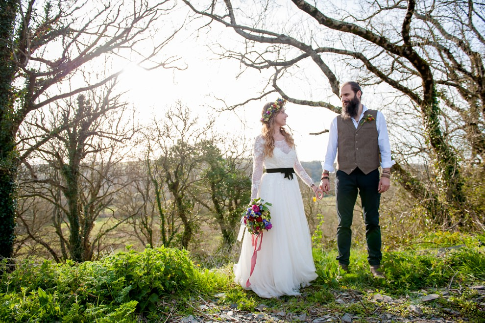 Fforest Wedding venue Wales